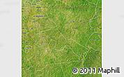 Satellite Map of Upper West