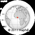 Outline Map of Adaklu-Anyigbe