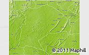 Physical 3D Map of Amenfi