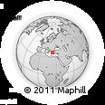 Outline Map of Piraieus