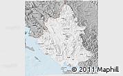 Gray 3D Map of Ipiros