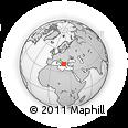 Outline Map of Ipiros