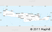 Gray Simple Map of Kriti