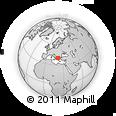 Outline Map of Grevena