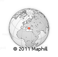 Outline Map of Imathia