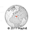 Outline Map of Kilkis