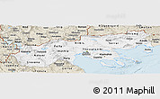 Classic Style Panoramic Map of Makedonia