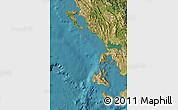 Satellite Map of Nissia Ioniou