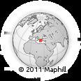 Outline Map of Peloponissos