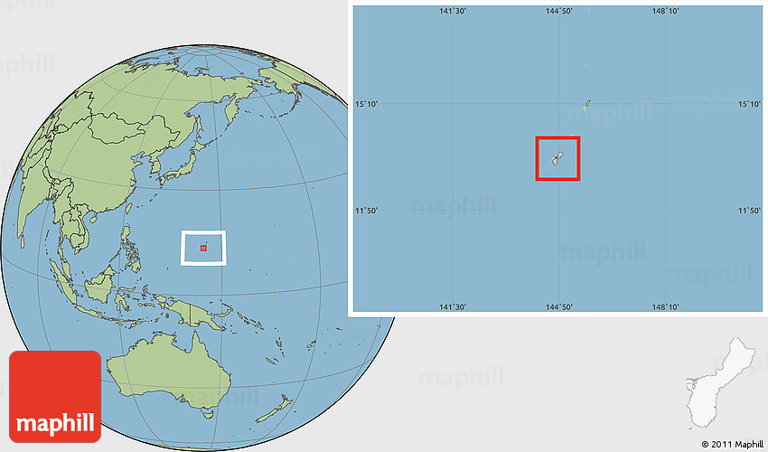 Guam on world maps blank free usa maps blank location map of guam savanna style outsiderhmaphill guam on world maps blank at sokhangu gumiabroncs Image collections