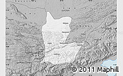 Gray Map of Cahabon