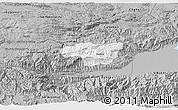 Gray 3D Map of Senahu