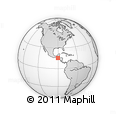 Outline Map of Tamahu