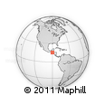 Outline Map of Purulha