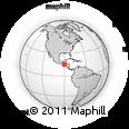 Outline Map of San Jeronimo