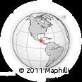 Outline Map of El Jicaro