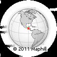 Outline Map of El Progreso-198