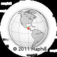 Outline Map of Sanarate