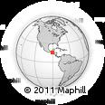 Outline Map of Uspantan