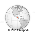 Outline Map of Zacualpa