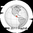 Outline Map of Sn Jose Pinula
