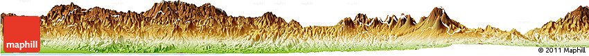 Physical Horizon Map of Jutiapa