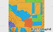 Political Map of Peten