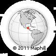 Outline Map of Peten