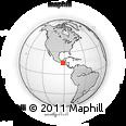 Outline Map of Esquipulas Palog