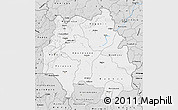 Silver Style Map of Kankan
