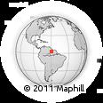 Outline Map of IX-1 Rupununi West