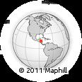 Outline Map of Sonaguera