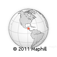 Outline Map of San Manuel