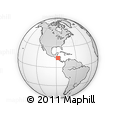 Outline Map of San Miguelito