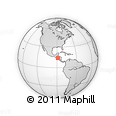 Outline Map of Piraera