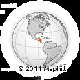 Outline Map of Mangulile