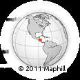 Outline Map of Soledad