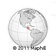 Outline Map of Gualala