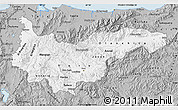 Gray Map of Yoro