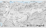 Silver Style Map of Yoro