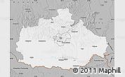 Gray Map of Baranya