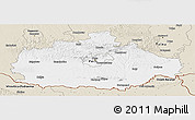 Classic Style Panoramic Map of Baranya