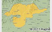 Savanna Style Map of Borsod-Abaúji-Zemplén