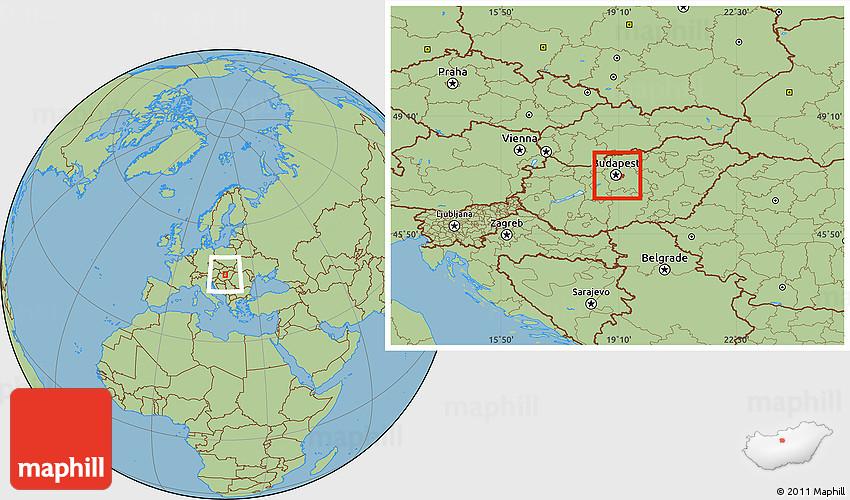 Savanna style location map of budapest gumiabroncs Choice Image