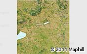Satellite 3D Map of Fejér