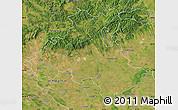 Satellite Map of Heves