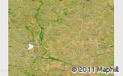 Satellite Map of Hódmezovásárhely