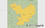 Savanna Style Map of Jász-Nagykun-Szolnok