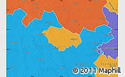 Political Map of Kecskemét