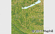 Satellite Map of Somogy